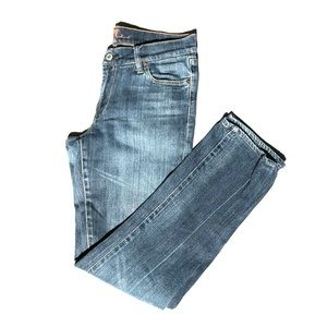 7 for All Mankind Skinny Jeans N 25